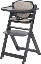 Safety 1st Timba with Cushion - Warm Grey Wood/Warm Grey