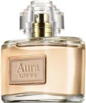 MULTI BUNDEL 2 stuks Loewe Aura Eau De Perfume Spray 80ml