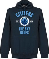 Manchester City Established Hoodie -Navy - S