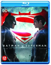 Batman v Superman : Dawn Of Justice (blu-ray)