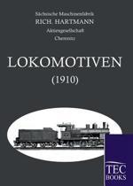 Alle Lokomotoven 1910