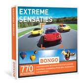 BONGO - Extreme Sensaties - Cadeaubon