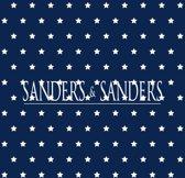 Sanders & Sanders HD vliesbehang sterren marineblauw