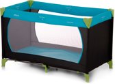 Hauck Dream'n Play - Campingbedje 95x95 cm - Waterblue