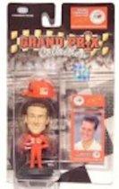 Grand Prix Collection Michael Schumacher DOOS MET 6 STUKS.