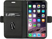 DBramante magnetic wallet case New York - Night Black - for Apple iPhone X | Xs