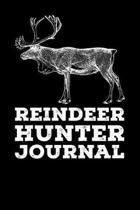 Reindeer Hunter Journal