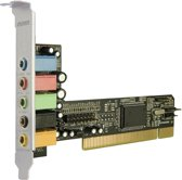 Sweex 5.1 PCI Sound Card