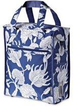 Basil Blossom Botanica Shopper - Fietstas - Blauw