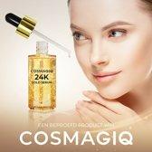 COSMAGIQ   24K Gold serum met extra Vitamine C   Anti Rimpel - Anti Acne - Anti Aging - Gezichtsolie - Gezichtsverzorging - Skin Care - 30ml