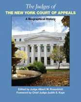 The Judges of the New York Court of Appeals