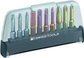 PB Swiss Tools bitbox 10 delig met riem clip - PBE6.989