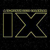 Cal-2020 Star Wars Episode IX Wall