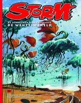 Storm De kronieken van Pandarve 8 - De wentelwereld