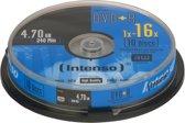 Intenso DVD+R 4.7 GB 16x