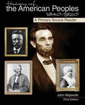 History of the American Peoples, 1840-1920