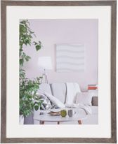 Fotolijst - Henzo - Modern - Fotomaat 40x50 - Donkergrijs