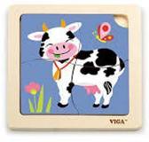 Viga puzzel koe