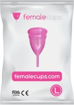 Menstruatiecup - FemaleCups (maat L)
