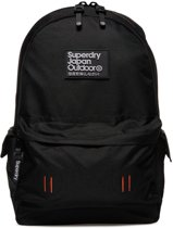 Superdry Montana Real Backpack Black