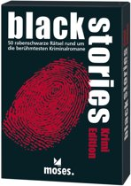 Black Stories - Krimi Edition - Duits