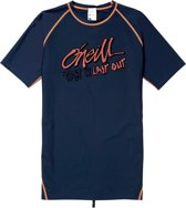 O'Neill UV zwemshirt Kinderen First in Last out - Blauw - Maat 152