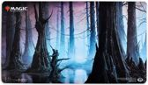 Play Mat Magic The Gathering Unstable Swamp