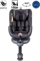 X-adventure - Autostoel Revolution 2.0 - Zwart