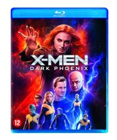 DVD cover van X-Men: Dark Phoenix (Blu-ray)