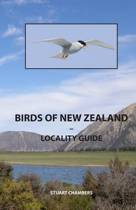 Birds of New Zealand - Locality Guide