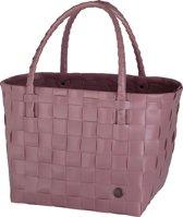 Handed By Paris - Shopper - Donker roze