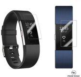 Screenprotectors geschikt voor de Fitbit Charge 2 | 9 stuks