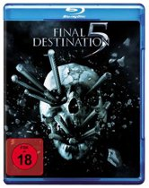 Final Destination 5 (blu-ray) (import)