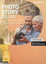 MAGIX Photostory Deluxe 2019 - Nederlands / Frans / Engels - Windows Download