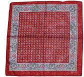 Alternative paisley bandana rood - Zac's Alter Ego