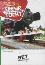 Boek cover Speurtocht Groep 7 5 ex. Geschiedenis voor het basisonderwijs Toetsboekje van Bep Braam