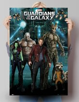 REINDERS Guardians of the Galaxy - Poster - 61x91,5cm