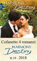Cofanetto 4 Harmony Destiny n.18/2018