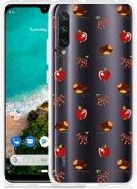 Xiaomi Mi A3 Hoesje Apples and Birds