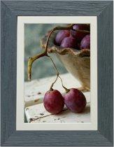 Henzo Deco Fotolijst - Fotomaat 10x15 cm - Blauw