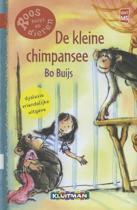 Roos helpt de dieren - De kleine chimpansee
