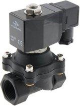 Magneetventiel DF-SA 3/4'' Nylon EPDM 0-8bar 24V DC