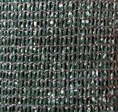 Schaduwdoek zichtdoek donkergroen 10 meter
