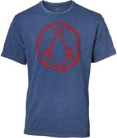 Assassin s Creed - Faux Denim T-shirt - M