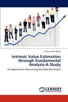 Intrinsic Value Estimation Through Fundamental Analysis-A Study