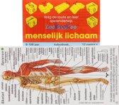 ZooBooKoo kubusboek - Menselijk lichaam