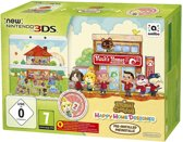 NEW Nintendo 3DS + Animal Crossing Happy Home Designer (voorgeïnstalleerd)