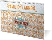 Pauline familieplanner kalender 2018 voor 5 personen