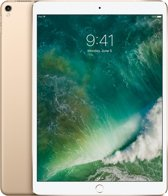 Apple iPad Pro tablet A10X 512 GB 3G 4G Goud
