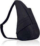 Healthy Back Bag Microfibre Small Black 7303-BK